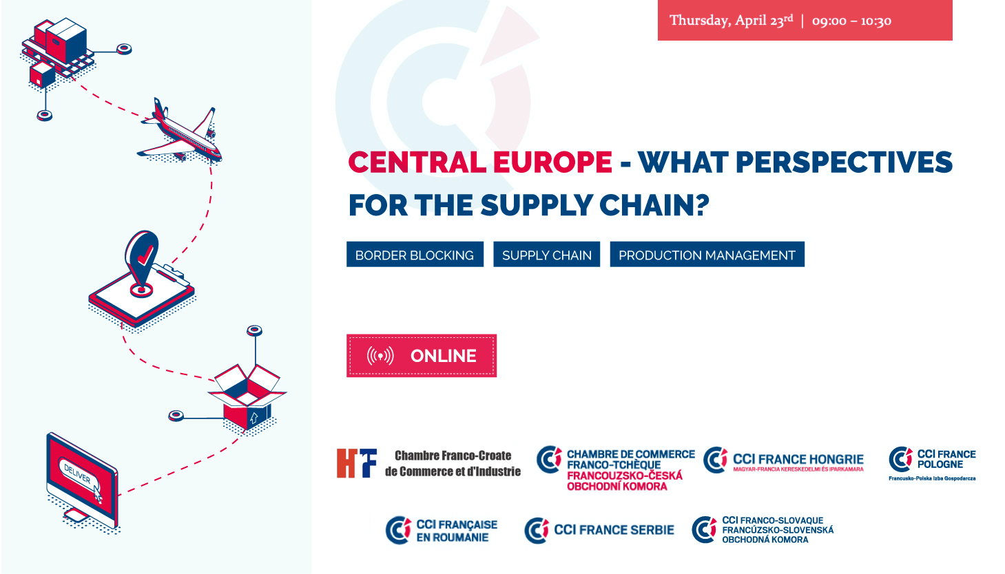 Central Europe - what perspectives for the supply chain?