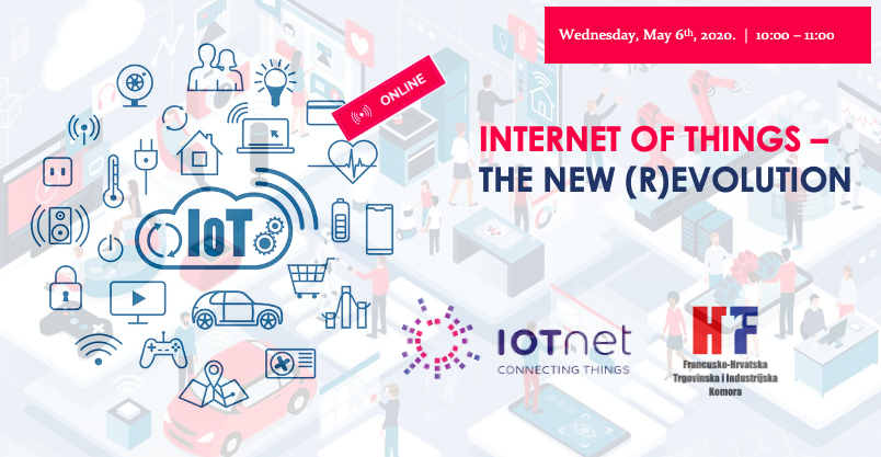 Online lecture: Internet of things - the new (r)evolution?